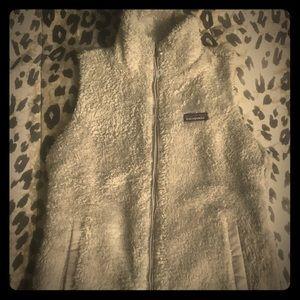 Patagonia Los Gatos fleece vest like new, size med